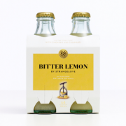 StrangeLove Bitter Lemon 6 X 4pk 180ml Glass - Strangelove-Bitter-Lemon-180x180