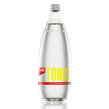 Capi Tonic Water 12 X 750ml Glass - Capi-Tonic-750-1