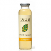 Teza Lemon & Mandarin 12 X 325ml Glass - Teza-Lemon-And-Mandarin-180x180