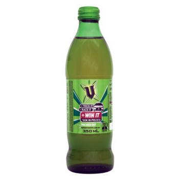V Energy 24 X 350ml Glass - V-Bottle