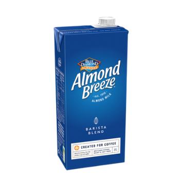 Almond Breeze Tetra 8x1L - Almond-Breeze-1L-1