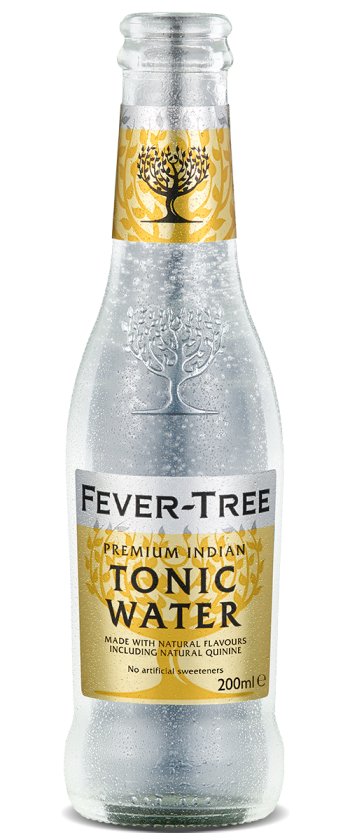Fevertree Indian Tonic Water 24pk 200ml - Fevertree-Indian-Tonic-350x840