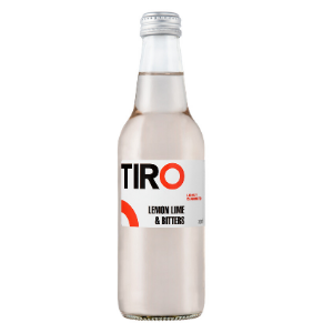 Tiro Lemon Lime Bitters 24 X 330ml Glass - Tiro-Lemon-Lime-Bitters-2020-Design