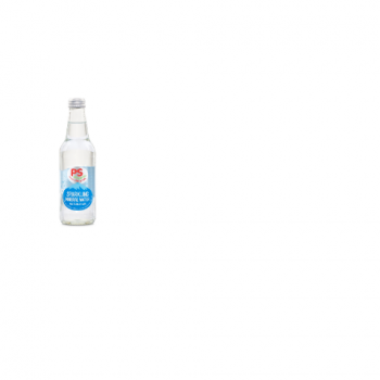 PS Organic Sparkling Mineral Water 24 X 330ml Glass - Parkers-Sparkling-330ml-1-350x350