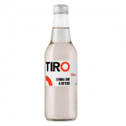 Tiro Lemon Lime Bitters 24 X 330ml Glass - Tiro-Lemon-Lime-Bitters-2020-Design-180x180