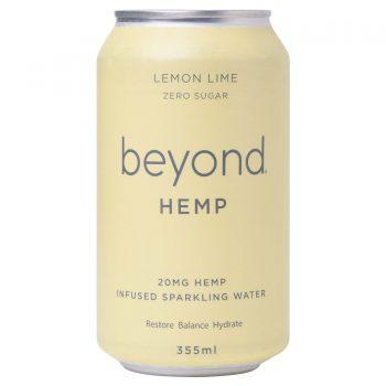 Beyond Hemp Lemon Lime 12 X 355ml Cans - Lemon-Lime-1-350x350