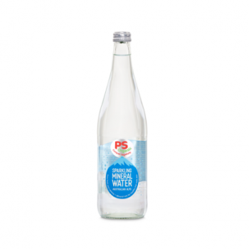 PS Organic Sparkling Mineral Water 12 X 750ml Glass - 350-x-350-350x350