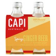 Capi Ginger Beer 6 X 4PK 250ml Glass - Capi-Ginger-Beer-4-pack-CP80-180x180