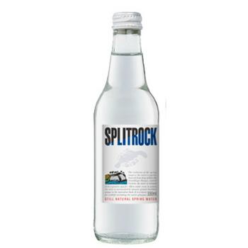 Splitrock Still 24 X 330ml Glass - Splitrock-natural-230ml