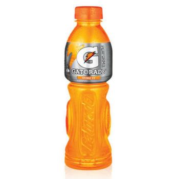 Gatorade Orange Ice 12 X 600ml PET - gatorade-orange