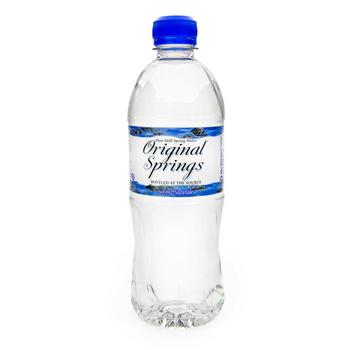 Original Springs 24 X 600ml PET - original-Springs-Water