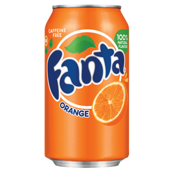 Fanta 24 X 375 ml Can - fanta-Can
