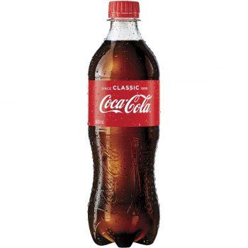 Coca Cola 24 X 600ml PET - Coca-Cola-600ml-PET-7-350x350