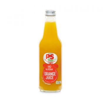 PS Organic Orange Juice 330ml 12Pk - PS-Orange-Juice-300x300-1-350x350