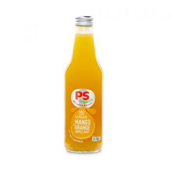 PS Organic Mango Juice 330ml 12Pk - Parkers-Mango-Juice-300x300-1-350x350
