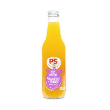 PS Organic Passionfruit Juice 330ml 12Pk - Parkers-Passionfruit-Juice-300x300-1-350x350