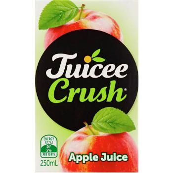 Juicee Crush Apple Popper 250ml - Juicee-Crush-Apple