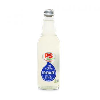 PS Organic No Sugar Lemonade 330ml 12Pk - Parkers-Organic-No-Sugar-Lemonade-350x350